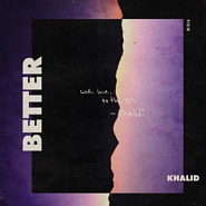 Khalid - Better Noten für Piano