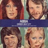 ABBA - Summer Night City Noten für Piano