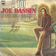 Joe Dassin - À toi Noten für Piano