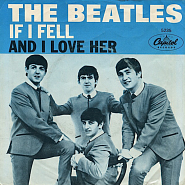 The Beatles - And I love her Noten für Piano