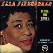 Ella Fitzgerald - Mack The Knife Noten für Piano