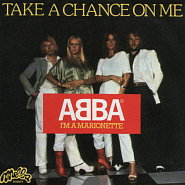 ABBA - Take A Chance On Me Noten für Piano