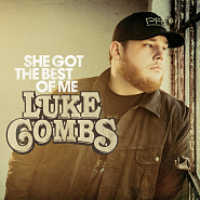 Luke Combs - She Got the Best of Me Noten für Piano