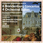 Ноты Johann Sebastian Bach - Brandenburg Concerto No. 1 in F major, BWV 1046 – Allegro
