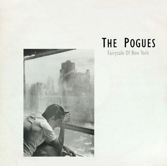 The Pogues, Kirsty MacColl - Fairytale Of New York Noten für Piano