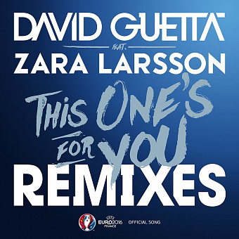 David Guetta, Zara Larsson - This One's For You (Official Song UEFA EURO 2016) Noten für Piano
