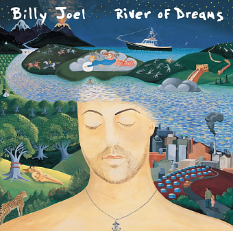 Billy Joel - The River of Dreams Noten für Piano