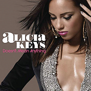 Alicia Keys - Doesn't Mean Anything Noten für Piano