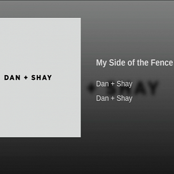 Dan + Shay - My Side Of The Fence Akkorde
