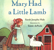 Sarah Josepha Hale - Mary Had a Little Lamb Noten für Piano