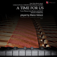 Nino Rota - A time for us Noten für Piano