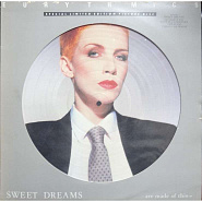 Eurythmics - Sweet Dreams Noten für Piano