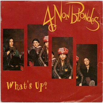 4 Non Blondes - What's Up? Noten für Piano