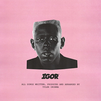 Tyler, The Creator - EXACTLY WHAT YOU RUN FROM YOU END UP CHASING Noten für Piano