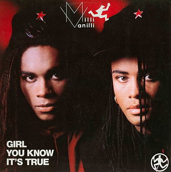 Milli Vanilli - Girl You Know It's True Noten für Piano
