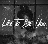 Shawn Mendes usw. - Like To Be You Noten für Piano