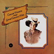 Connie Francis - Tennessee Waltz Noten für Piano