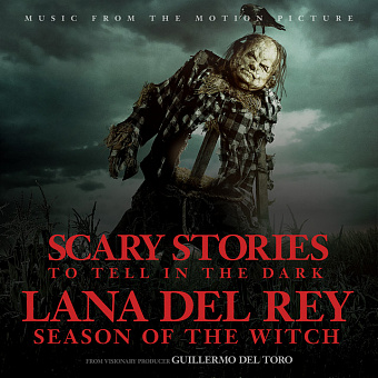 Lana Del Rey - Season of the Witch (From the Motion Picture Scary Stories to Tell in the Dark) Noten für Piano
