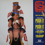 Salt-N-Pepa - Push It Noten für Piano