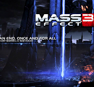 Sam Hulick usw. - An End, Once and For All (OST Mass Effect 3) Noten für Piano