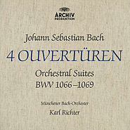 Ноты Johann Sebastian Bach - Orchestral Suite No. 2 in B Minor, BWV 1067 – Menuet