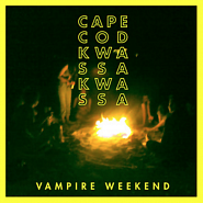 Vampire Weekend - Cape Cod Kwassa Kwassa Noten für Piano