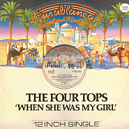 The Four Tops - When She Was My Girl Noten für Piano