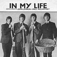 The Beatles - In My Life Noten für Piano