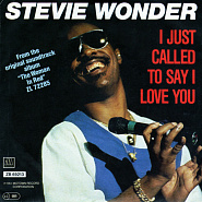 Stevie Wonder - I Just Called To Say I Love You Noten für Piano