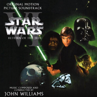 John Williams - Parade of the Ewoks Noten für Piano
