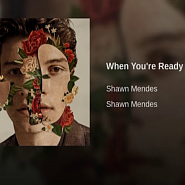 Shawn Mendes - When You're Ready Noten für Piano