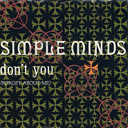 Simple Minds - Don't You (Forget About Me) Noten für Piano