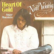 Neil Young - Heart of Gold Noten für Piano