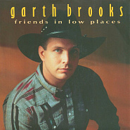 Garth Brooks - Friends in Low Places Noten für Piano