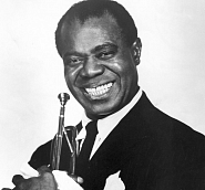 Louis Armstrong Noten für Piano
