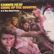 Canned Heat - Going Up the Country Noten für Piano