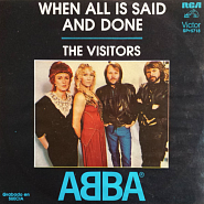 ABBA - When All Is Said And Done Noten für Piano
