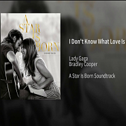 Lady Gaga usw. - I Don't Know What Love Is Noten für Piano