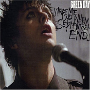 Green Day - Wake Me Up When September Ends Noten für Piano