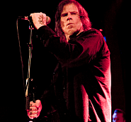Mark Lanegan Noten für Piano