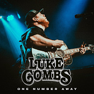 Luke Combs - One Number Away Noten für Piano