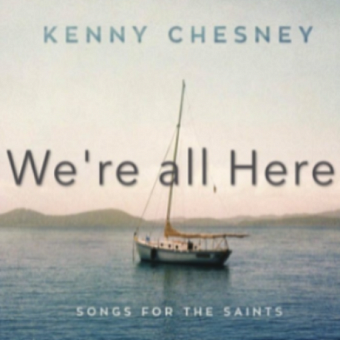 Kenny Chesney - We're All Here Noten für Piano